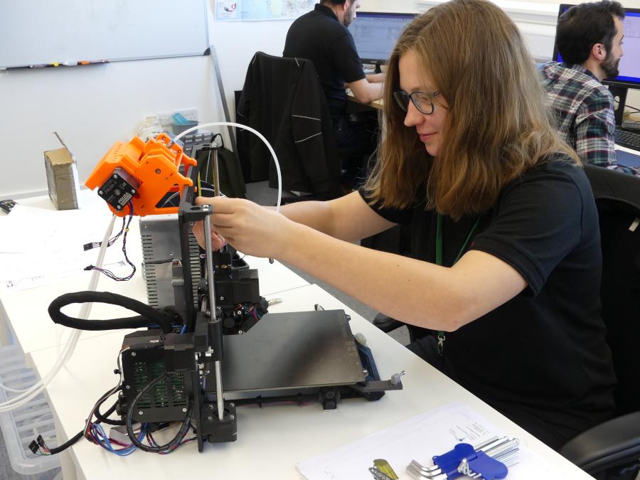 JG 3D printer